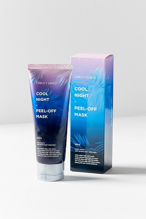 Chica Y Chico Cool Night Peel-Off Mask