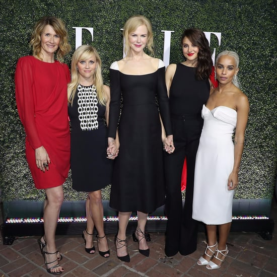Big Little Lies Cast at ELLE's Women in Television 2017