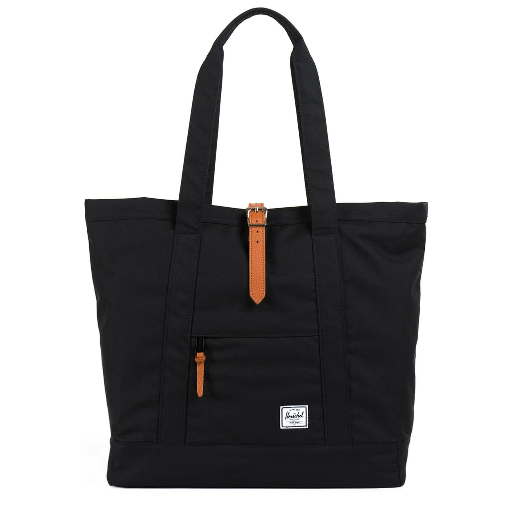 Herschel Supply Co. Market XL Tote ($60)     See all the selections here, or check out more great fashion stories from Lifestyle Mirror:  How to Look Stylish in Your Yoga Pants  Best Workout Clothes to Get You Sweatin'  Gym Hairstyles That Stay Put and Look Great After a Workout
