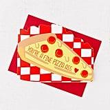 Fine Pizza Ass Card
