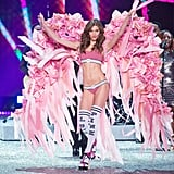 No Surprise There as You Might Recognize Her From the 2016 Victoria's Secret Fashion Show