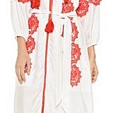 Line & Dot Beaux Embellishment Maxi Dress ($150)