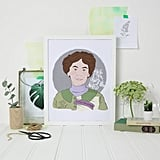 Emmeline Pankhurst Artwork
