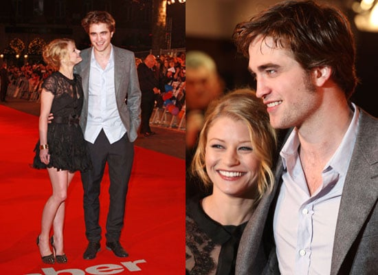 Interviews With Remember Me Cast Robert Pattinson and Emilie De Ravin About Twilight Fans and Lost Ending