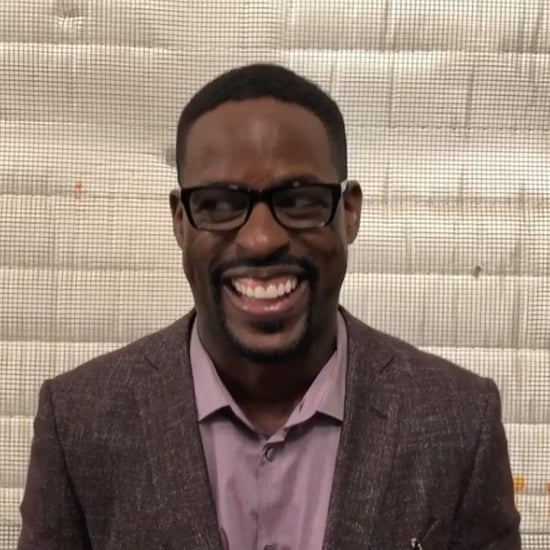 Sterling K. Brown Laughing Instagram Video