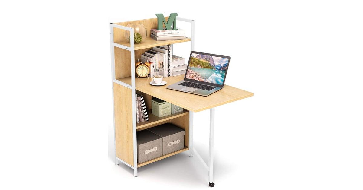 Tribesigns Small Folding Computer Desk Best Dorm Furniture Popsugar Home Uk Photo 21