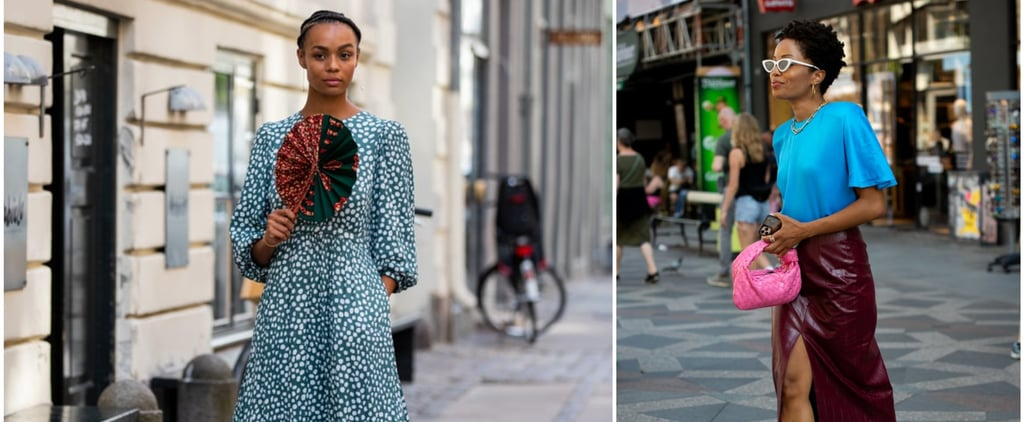 Copenhagen Fashion Week Street Style Trends Spring 2021