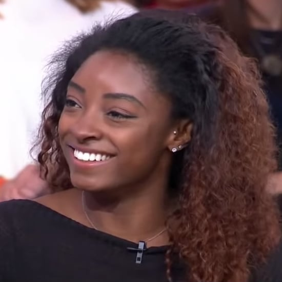 Simone Biles' Quotes on Anxiety on Good Morning America 2018