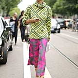 MFW Street Style Day 2