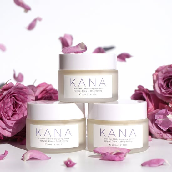 Kana Sleeping Mask With CBD Oil