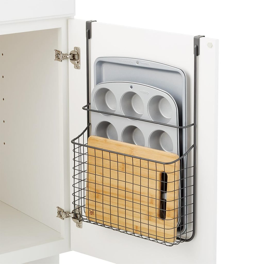 Over the Cabinet Grid Bakeware Holder