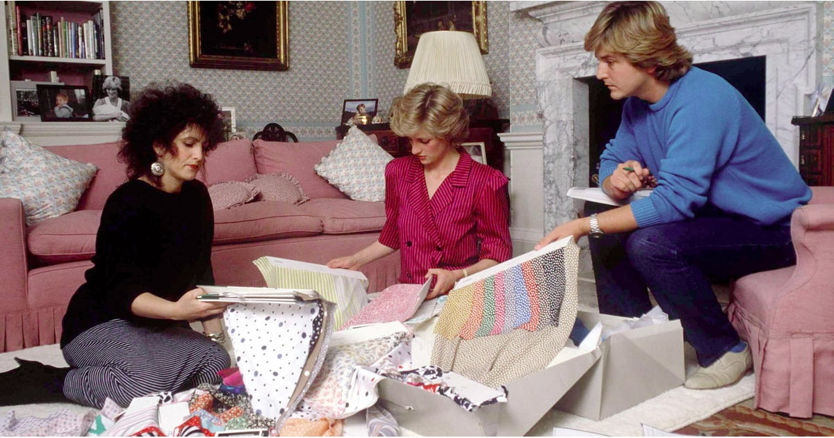 Princess Diana 39 S Kensington Palace Apartments Popsugar Home