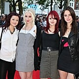 Tormented Premiere, with Skins Girls.