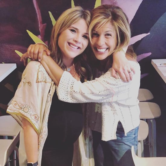 Hoda Kotb's Baby Shower Note to Jenna Bush Hager
