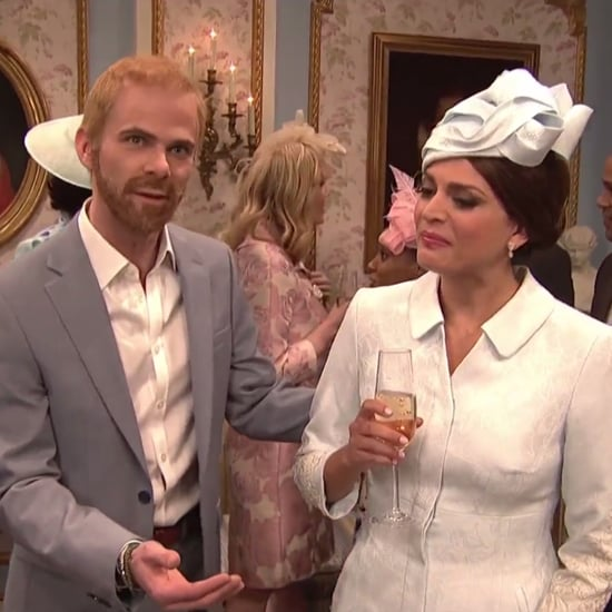 SNL Sketch About Prince Harry and Meghan Markle Baby Shower