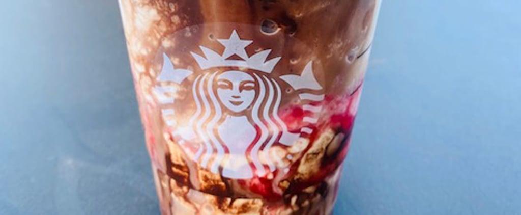How to Order Starbucks's Secret WandaVision Frappuccino