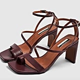 These 70s-esque heels are perfect for those occasions where you want to up the ante of your outfit without it being overkill. The brown hue ties in perfectly with boho dresses or denim-and-white combos.   Topshop at The Iconic Rio Toe Loop Sandals ($89.99, originally $119.99)