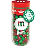 M&M's Milk Christmas Gift Jar