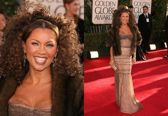 Golden Globes Red Carpet: Vanessa Williams