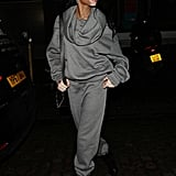 Winnie Harlow's Street Style at London Fashion Week