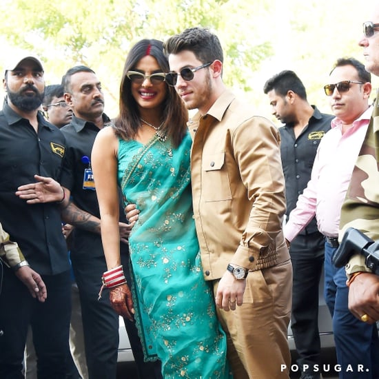 Priyanka Chopra's Wedding Ring