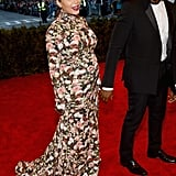 When He Gazed at Kim's Baby Bump (Sup, North?)
