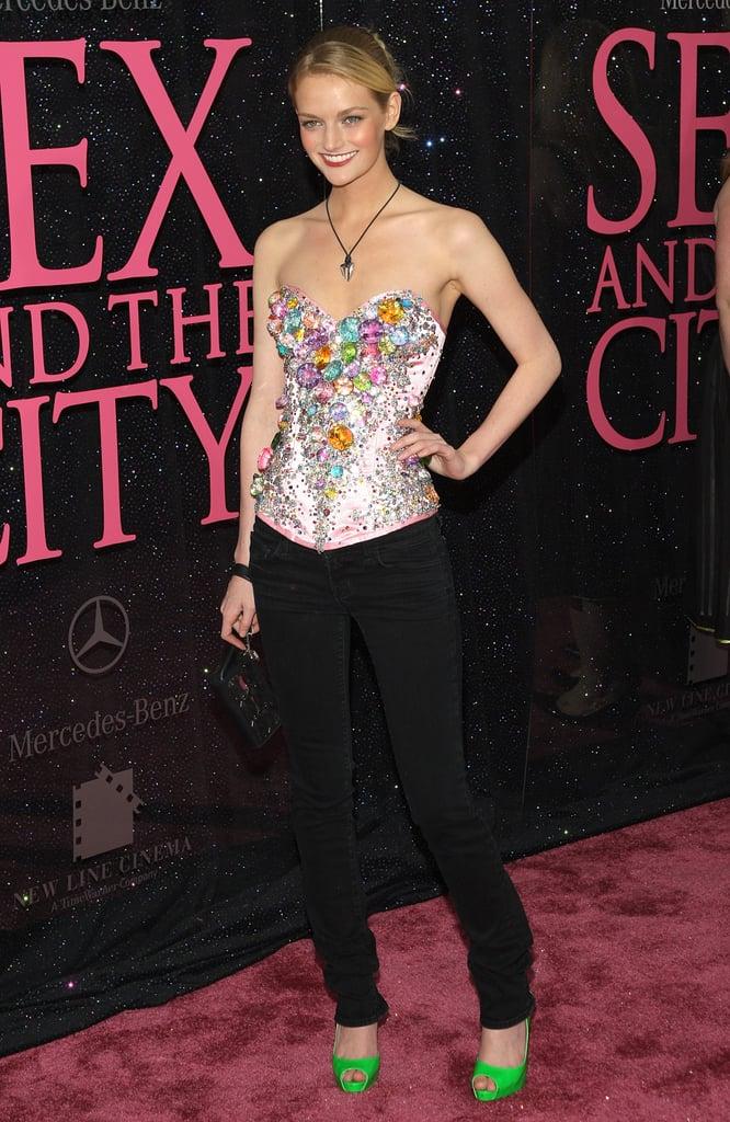 Celebrities Wearing Underwear as Outerwear