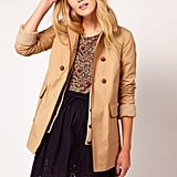 Hands down, the cutest mini trench we've ever seen.  NW3 Tench Jacket ($274)