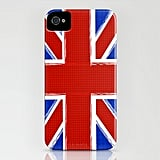 Union Jack Flag Case ($48)