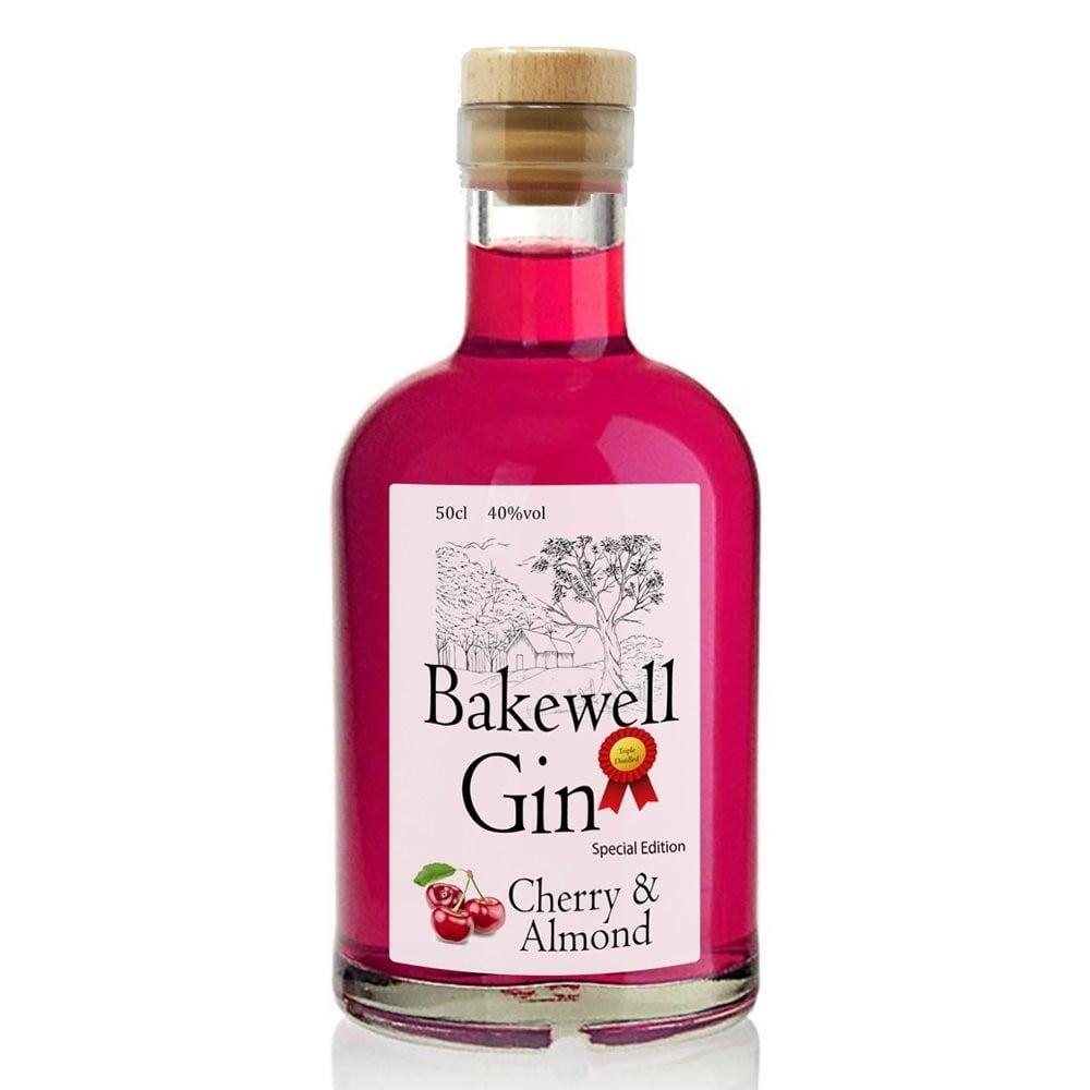 Cherry Bakewell Gin