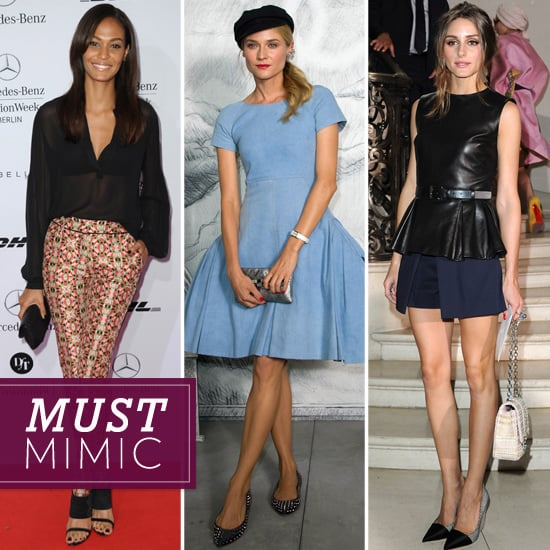 Best-Dressed Celebrities — July 6, 2012