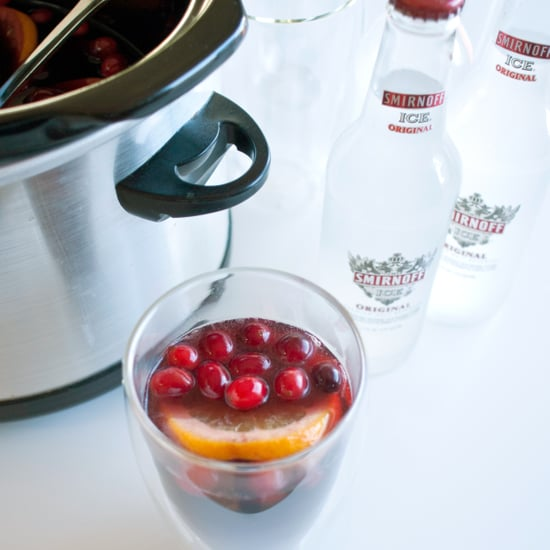 Orange and Cranberry Mulled Wine