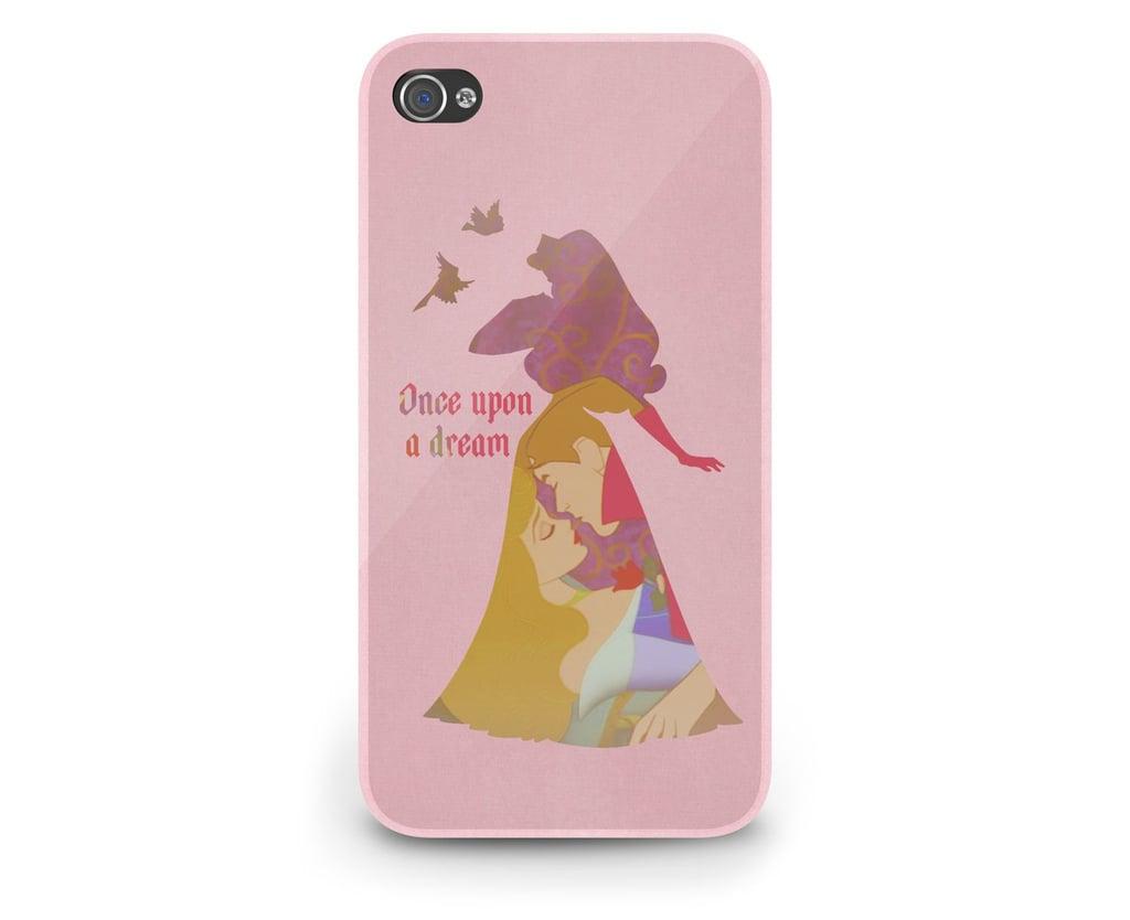 Sleeping Beauty case ($24)