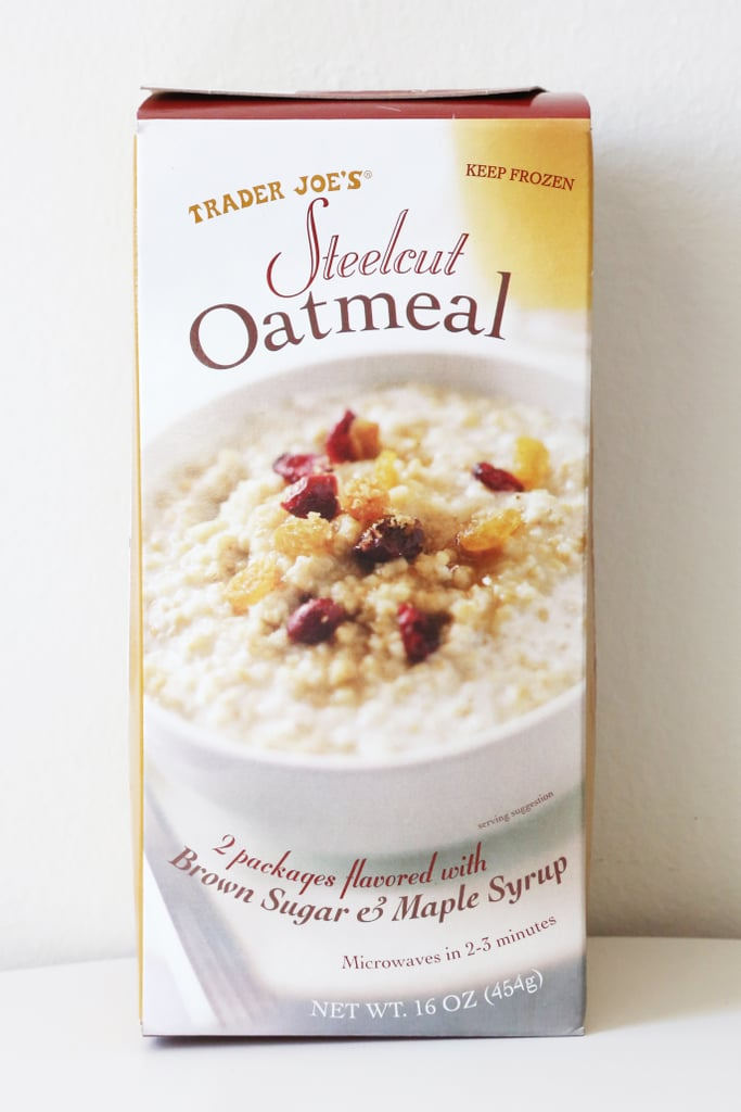 Frozen Steel-Cut Oatmeal