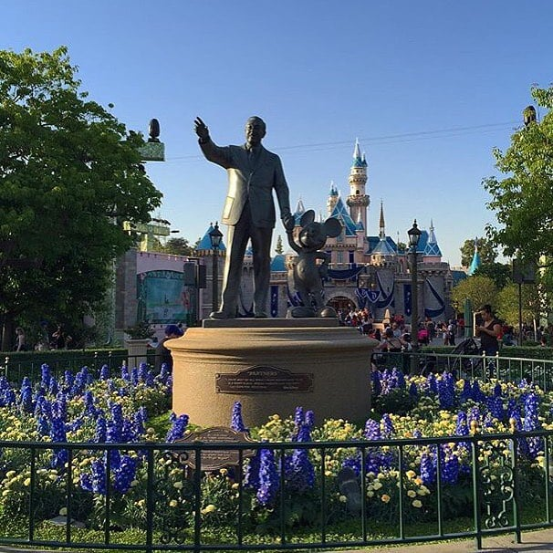 You have very strong feelings about why Disneyland is the best Disney park.