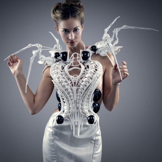 Spider Dress to Protect Your Personal Space (Video)