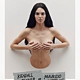 Kendall Jenner's Garage 18th Issue Cover