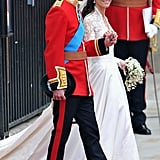 Pictures of Kate Middleton Prince William's Royal Wedding