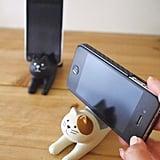 Black Cat Smartphone Stand ($22)