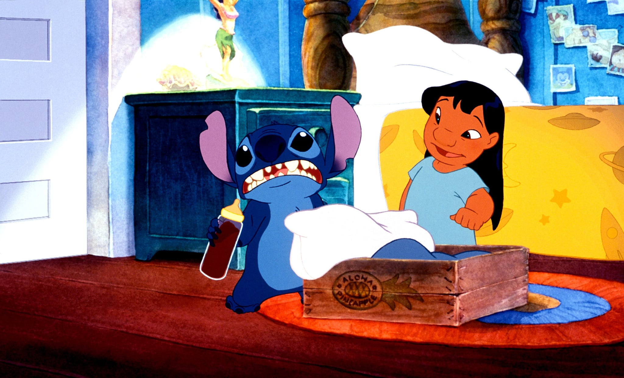 Lilo And Stitch 2002 The Ultimate List Of Animated Disney Movies You Need To Watch With Your Kids Popsugar Family Photo 40