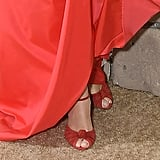 She Styled the Look With Knotted Sandals