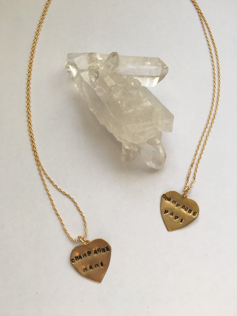 cd5537e34e His and Hers Necklaces | What to Buy Drake Fans | POPSUGAR Celebrity ...