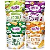 Imag!ne Cheese Stars and Yogurt Crisps