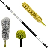 DocaPole 20 Foot High Reach Dusting Kit
