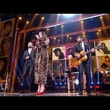 "Lady Antebellum Performs McEntire's ""Is There Life Out There"" and ""The Greatest Man I Never Knew"""
