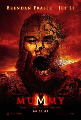 The Third Mummy Movie: Cheesy-Fun, or Just Cheesy?