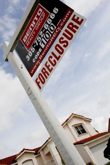 Do You Know Anyone Whose Home Has Been Foreclosed?