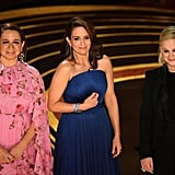 Pictured: Maya Rudolph, Tina Fey, and Amy Poehler