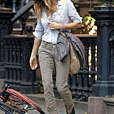 Fall Style Profile: Sarah Jessica Parker
