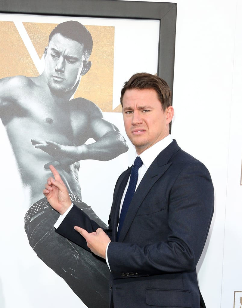 11 Glorious Things That Just Happened at the Magic Mike XXL Premiere